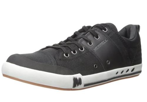 Rant Fashion Sneaker, Black