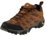 Merrell Men's Moab Ventilator Hiking Shoe, Earth