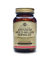 Solgar - Advanced Multi-Billion Dophilus 60caps