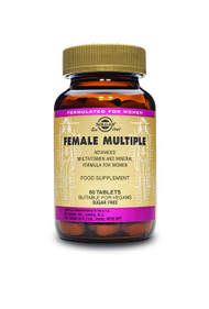 Solgar - Female Multiple Tablets 60