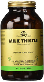 Solgar - FP Milk Thistle Vegetable Capsules 250