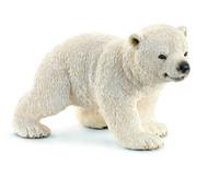 Schleich - Polar bear cub, walking 14708