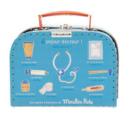 Moulin Roty Play Doctor Kit Doctor Valise M632402
