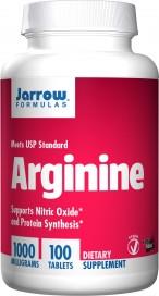 JARROW L-Arginine 100 tabs