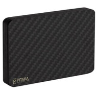 PITAKA Minimalist Carbon Magnetic Modular Card Holder Slim Rfid Blocking Wallet