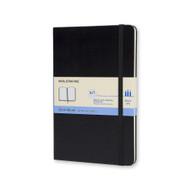 Moleskine Art Plus Sketchbook Large Plain Black Hard Cover