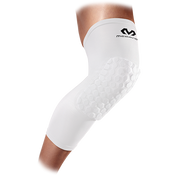 McDavid Hex Leg Sleeves/Pair White