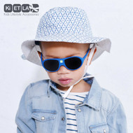 KI ET LA - French style, Baby & Kids Sunglasses 100% UV Protection, Age 2-4 years (BLUE)