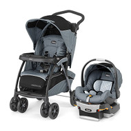 Chicco Cortina CX Travel System - Iron 079748720070