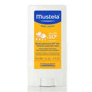 Mustela Mineral Sunscreen Stick 50+ - 14.2g