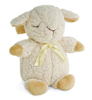 Cloud B 7302-ZZ Sleep Sheep On The Go Travel Plush w/ 4 Soothing Sounds
