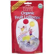 Yummy Earth Organic Lollipops 6oz