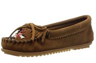 Women's Thunderbird II Mocassin - Dusty Brown
