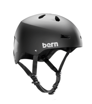 Bern Macon Hard Hat Matte Black
