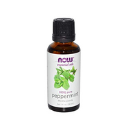 NOW Foods Peppermint Essential Oil 1oz 7585