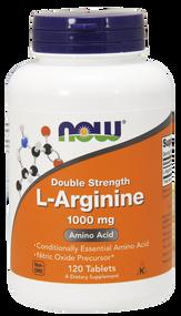 NOW Foods L-Arginine 1000 mg 120 Caps 0035