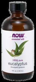 NOW Foods Eucalyptus Oil 4oz 7546
