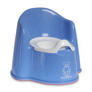 BABY BJORN Potty Chair - Blue