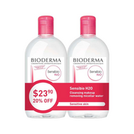 Bioderma Duo Sensibio H2O  | 500 ml - 16.9 fl oz