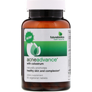 Future Biotics - AcneAdvance with Colostrum 90vt 2527