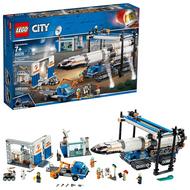 LEGO 60229 City Rocket Assembly & Transport