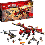 LEGO 70653 NINJAGO Masters of Spinjitzu: Firstbourne