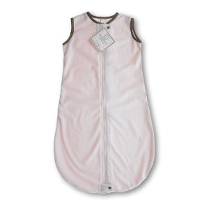 sports shoes 87219 01b74 Swaddledesigns Zzzipme Sack Solid Baby Velvet with Mocha Trim(6-12months)