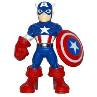 Hasbro Marvel SuperHero Squad - Captain America (THE FIRST AVENGER)