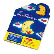The Little Fall Asleep Moon [Board book]