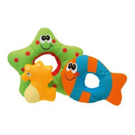 Chicco Splashing Sea Horse and Sea Friends Bath Toy