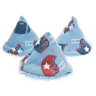 Bebe BeanPee-pee Teepee for the sprinkling wee-wee - Football 5 pack