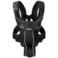 BABYBJÖRN Baby Carrier Synergy - Black, Mesh