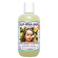 "California Baby Shampoo & Body Wash: ""Calming"" .8.5"