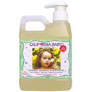 "California Baby Shampoo & Body Wash: ""Calming"" ,17"