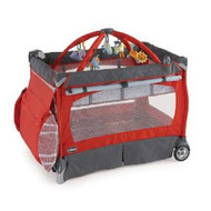 Chicco Lullaby LX Playard Fuego