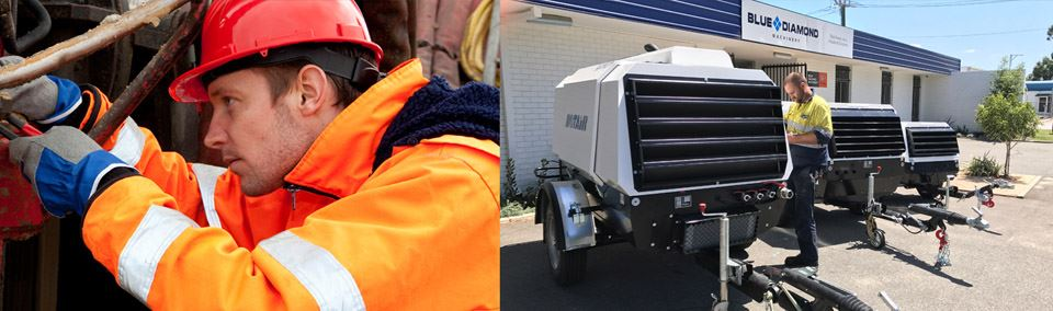 petrol and diesel air compressors melbourne