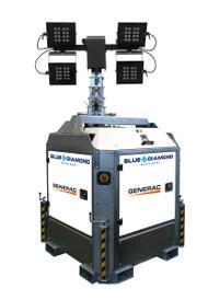 Stationary Generac Cube+ Hybrid LED Light tower