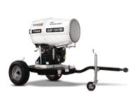 Generac DF-7500 Dust Fighter - Trailer Mounted