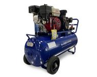 Piston Air Compressor- Honda 6.5HP 18 CFM 100L - 145 PSI