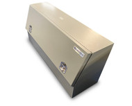 Tool Box Half Door W1500 Aluminium Powder  Coated - Ute & Truck - 3mm
