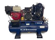 3 IN 1 PISTON AIR COMPRESSOR - WELDER - GENERATOR - HONDA ENGINE