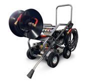 Honda Petrol Pressure Washer 4000 PSI 13HP with 30M Hose Reel