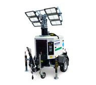 EnviroLED Light Tower - Mine Spec LED Mobile