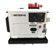 6KVA Portable Diesel Generator- mine spec
