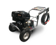Petrol Pressure Washer 4000 PSI 15HP Key Start