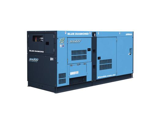 AIRMAN SDG300 Diesel Generator- 3 Phase 4 Wire