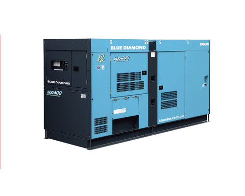 AIRMAN SDG400 Diesel Generator 310 KVA 3 Phase 4 WIre