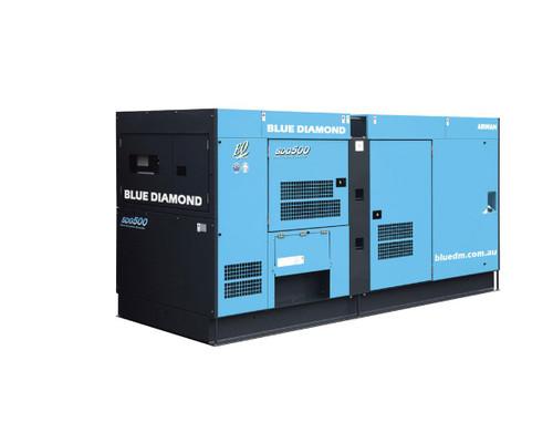 AIRMAN SDG500 Diesel Generator 500KVA 3 Phase 4 Wire