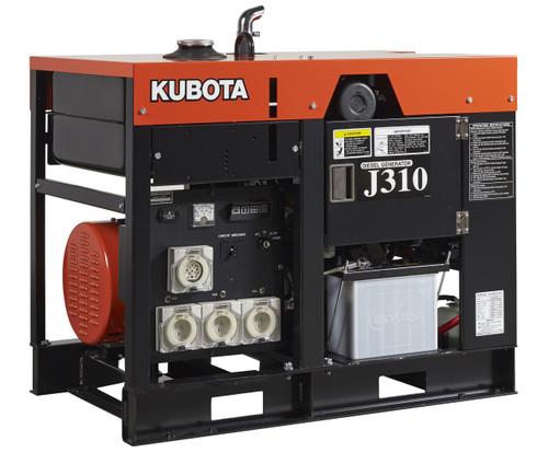 Kubota Generator J310 10KVA