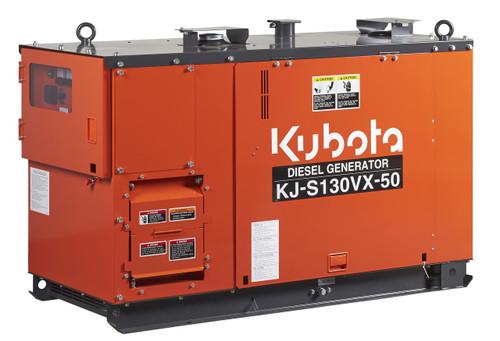 Kubota KJT130DX Generator 12.5KVA 3 Phase